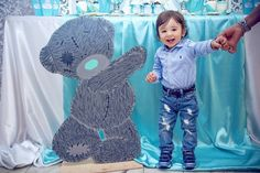 Teddy Bear Party, Dinosaur Stuffed Animal, Toys, Animals, Ideas, Meet, Activity Toys, Animaux, Animal