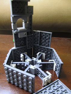 LEGO Techniques | Flickr - Photo Sharing!