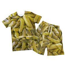 Oh dear, it looks like we're a little bit pickled. Oh Dear, Pickles, Shorts, Men, Pickle, Short Shorts, Bermuda Shorts, Pickling, Hot Pants