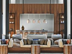 PUBLIC INTERIOR - HOTEL MODERN Rockwell Group : Projects : TAO Downtown