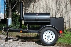 PORTABLE BBQ GRILL WITH FIREBOX TG20X80