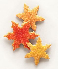 Holiday Cutout Cookies   Holiday treats (made from the same dough) that are anything but cookie-cutter.
