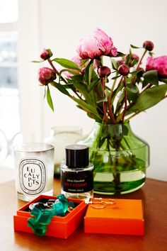 ALICE CAVANAGH shares her signature scents | THE FILE