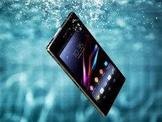 Xperia Z1 smartphone of Sony Review with full specs | gazintech.com