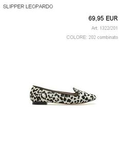 Slippers leopardo