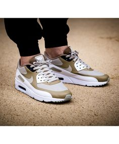 competitive price 30a43 f91d6 Nike Air Max 90 Ultra 2.0 Essential Pale Grey Trainer Mens Sale UK Nike Air  Max