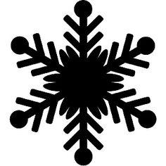c-winter-0001 - Snowflake 1