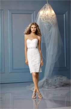 25e6d53d0e short wedding dresses Mini Wedding Dresses