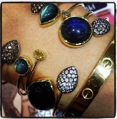 Designer Jewelry: Holiday Gift Guide   Q & A with Meaghan, Sales Director of Jemma Wynne