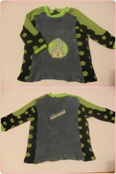 Wichtel Pullover Gr. 74/80 von Creativlädchen auf DaWanda.com