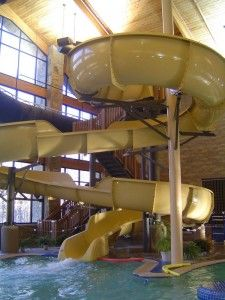 Splashing around at Brown County State Park's aquatic center - The Indiana Insider Blog