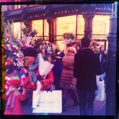 Flower Market, Grafton Street, Dublin