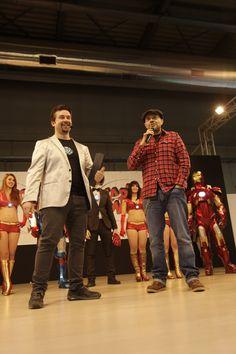 XX edizione di #Cartoomics: #cosplayer Max Pezzali alla Cosplay City Cup