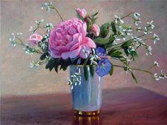цветочные букеты американской художницы. Обсуждение на LiveInternet - Российский Сервис Онлайн-Дневников
