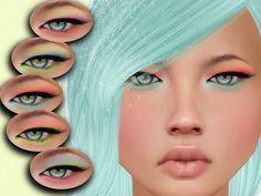 {C.C.M.} Spring Eyeshadow
