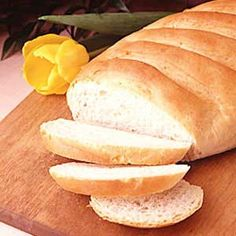Italian Bread Recipe - this is my go to recipe.  Have been making it for years now