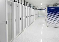 Data Center Knowledge shares great photos of the new Cobolt data center in Las Vegas. Take a look at those beautiful glacier white cabinets! #glacierwhite #cpi