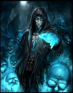 Your blue flame eyes, pierce my mind. Fantasy Sketch, Fantasy Rpg, Dark Fantasy Art, Fantasy Artwork, Dark Art, Fantasy Character Design, Character Inspiration, Character Art, Dnd Characters