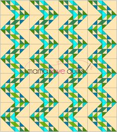 """Mama Love Quilts: Tutorial: """"Birds in the Air"""" Quilt Block"""