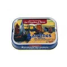 Sardines de Saison 2015 - Conserverie Gonidec