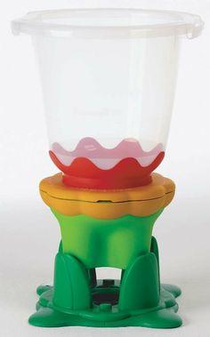 Amazon.com: Tummy Tub Stool (Green): Baby