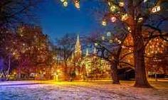 Vienna city guide: what to do, plus the best cafes, restaurants and hotels Vienna, the perfect city for a wintyr break. Christmas In Europe, Best Christmas Markets, White Christmas, Art Restaurant, Travel Umbrella, Cool Cafe, Winter Photos, City Break, Months In A Year