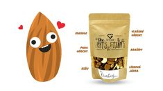 Animace - ořechy Make It Yourself, Fruit