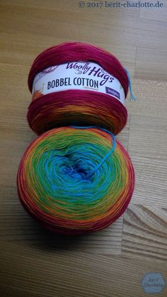 Woolly Hugs Bobbel Cotton Farbe 16