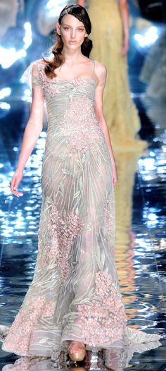 Elie Saab Haute Couture Spring Summer 2010