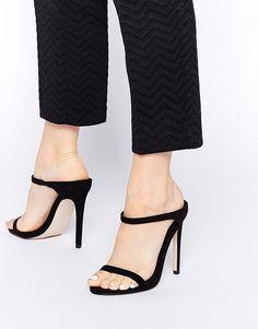 ASOS HORIZON Heeled Sandals, $68