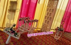 Indian wedding rehri stall decoration dstexports indian punjabi wedding decoration props dstexports junglespirit Images