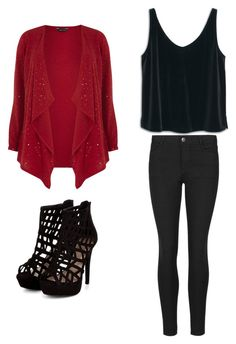 """""""Untitled #8"""" by elenantakoy on Polyvore featuring Dorothy Perkins and MANGO"""