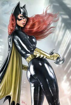 Batgirl ...