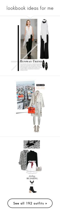 """""""lookbook ideas for me"""" by izoche ❤ liked on Polyvore featuring Balenciaga, Roksanda, H&M, 3.1 Phillip Lim, StreetStyle, NYFW, PFW, runway, Marei 1998 and Valentino"""