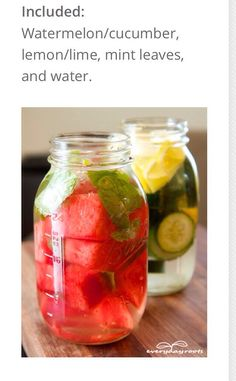 Make Your Own Detox For Enjoyment And Cleansing