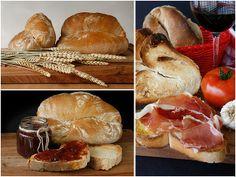 Reportaje fotográfico sobre el pan casero