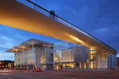 Modern Wing, the Art Institute of Chicago. Renzo Piano.