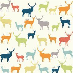 Eco Swaddle Double Gauze Elk Multi