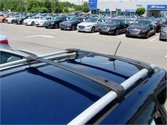2009 2012 Hyundai Elantra Touring Roof Rack Bars E035 Hyundai Elantra Hyundai Roof Rack
