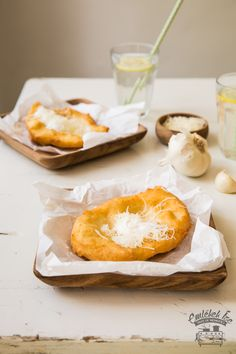 """Hungarian """"lángos""""recipe from the Taste of Memories countryside kitchen"""