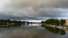 Kokemäenjoki, Pori, Finland Finland, Scenery, River, Outdoor, Outdoors, Landscape, Outdoor Games, Paisajes, The Great Outdoors