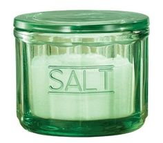 Classic Green Salt Cellar by Miles Kimball