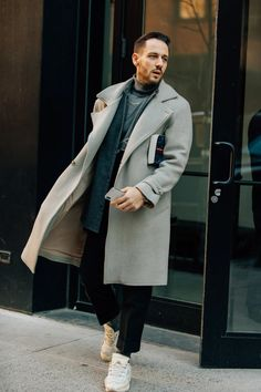 The Best Street Style from New York Fashion Week: Men's | GQ