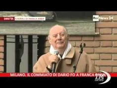 Dario Fo Coppia aperta era di Franca ma ne ero geloso VideoD