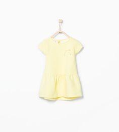 ZARA - REBAJAS - Vestido textura
