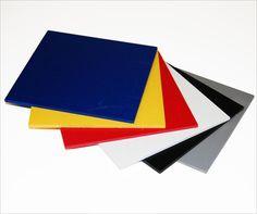 Foamed PVC Sheets