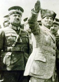 Kurtuluş Savaşı'nın iki milli kahramanı, en karanlık günlerde bile bu işin başarılacağına inanan Kazım Karabekir ve Mustafa Kemal Paşa'lardır. Biri iyi silahlı Ermeni ordusunu onun yarısı kadar bir kuvvetle bozguna uğratarak, öteki bir destan savaşı olan Sakarya'yı ve imha savaşının en güzel örneği Dumlupınar'ı kazanarak bu payeyi almışlardır. Bu savaşların Türk ve cihan hayatındaki tesirleri hala devam etmektedir.. Hüseyin Nihâl Atsız