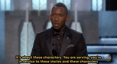 Refinery29 - Mahershala Ali thanked his teacher and cried about...