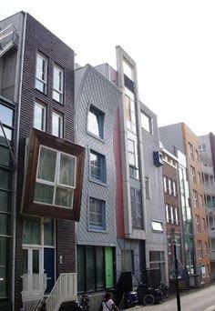 Amsterdam - Java Island....casas perfeitas e charmosas