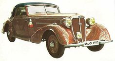 1937 Audi